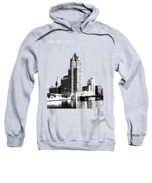 Milwaukee Skyline - 4 - Coral Sweatshirt