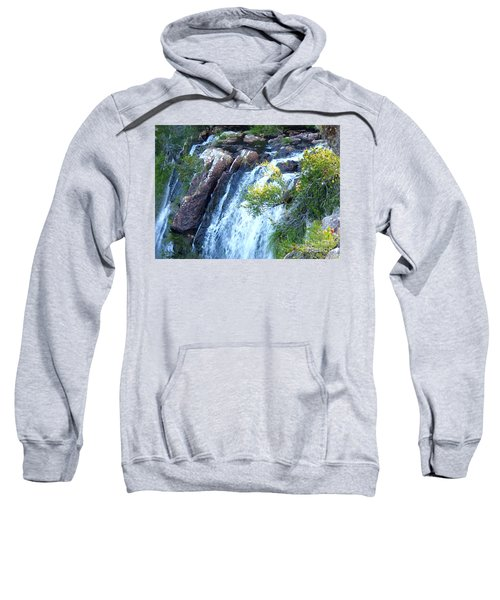 Minyan Falls #2 Sweatshirt