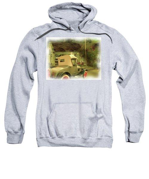 Model T In Barbados Sweatshirt