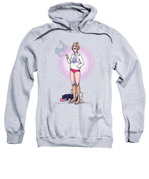 Modern Shera Sweatshirt