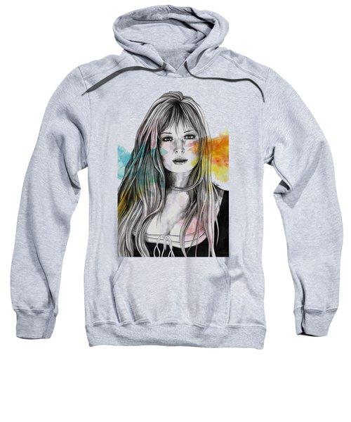 Monica - Sexy Tribute Portrait Of Monica Vitti Sweatshirt