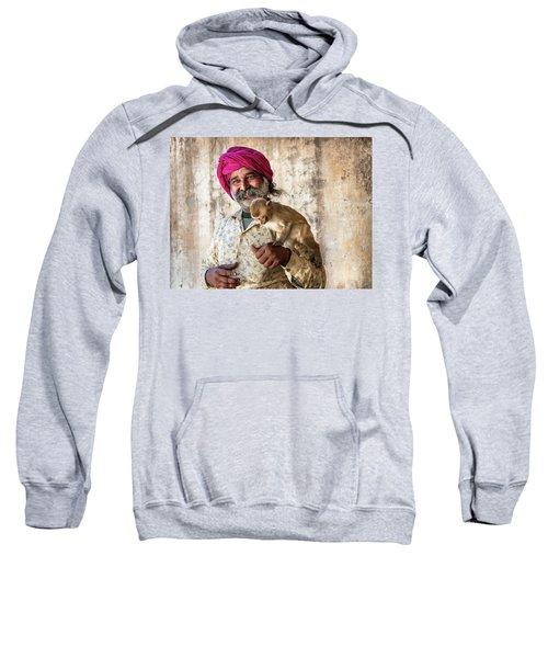 Monkey Temple Sweatshirt