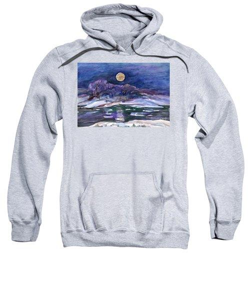 Moon Landscape Sweatshirt