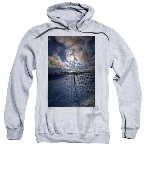 Moon Shine Sweatshirt