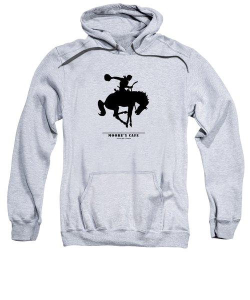 Moores Cafe Wyoming 1946 Sweatshirt