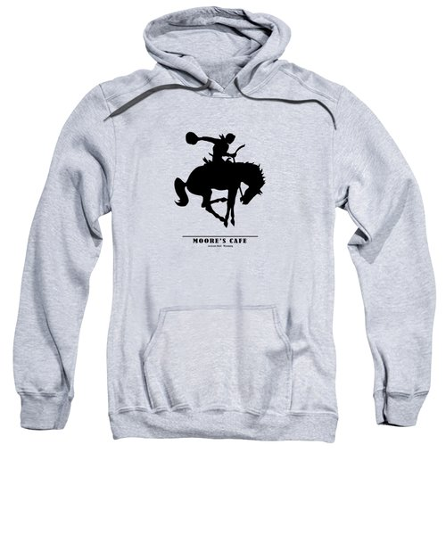Moores Cafe Wyoming 1946 Sweatshirt