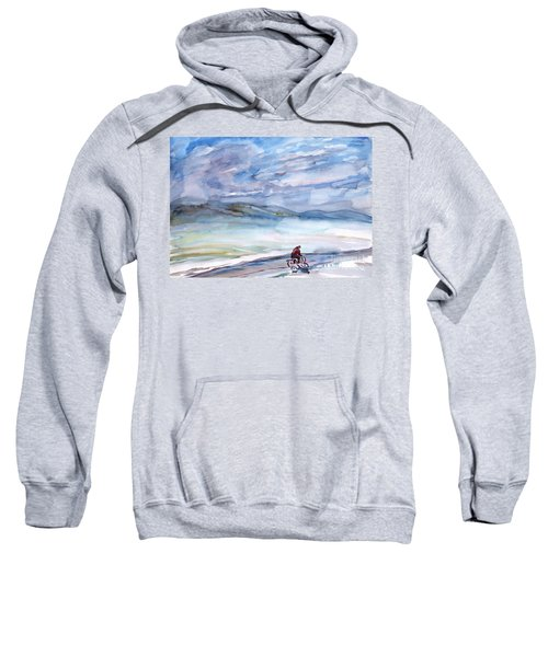 Morning Bike Ride Sweatshirt