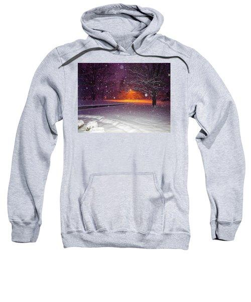 Morning Snow Sweatshirt