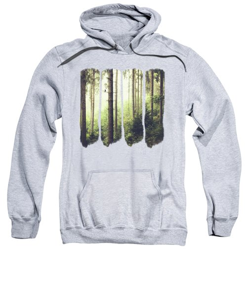 Morning Song - Misty Forest Sweatshirt