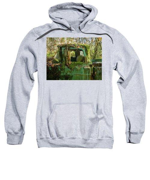 Mossy Truck Sweatshirt