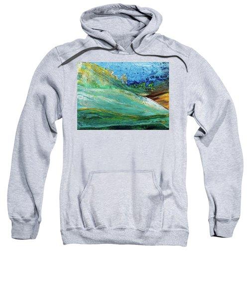 Mother Nature - Landscape View Sweatshirt