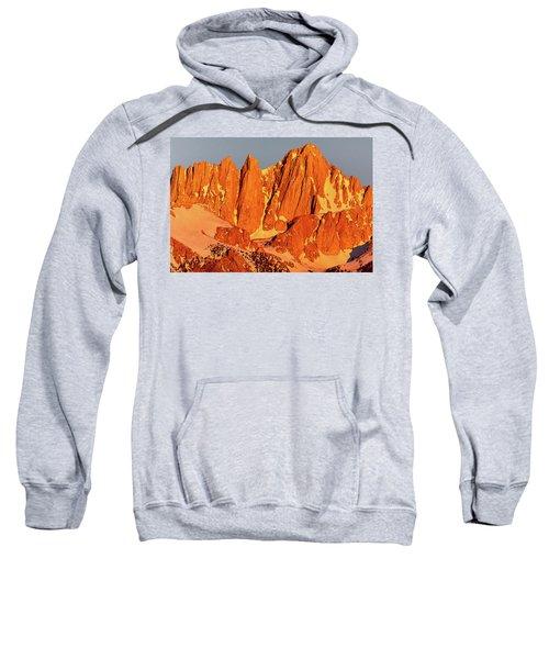 Mount Whitney Sunrise Sweatshirt
