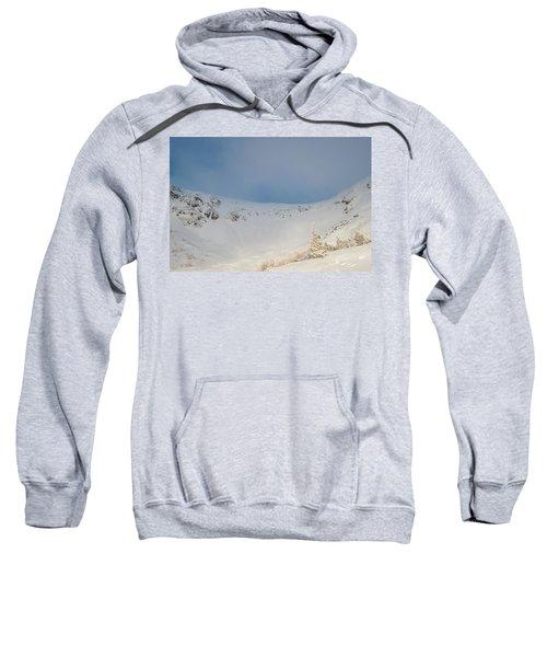 Mountain Light, Tuckerman Ravine Sweatshirt