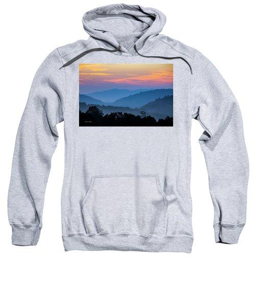 Mountain Tide Sweatshirt