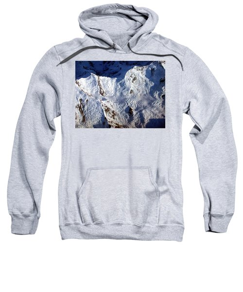 Mountaintop Snow Sweatshirt