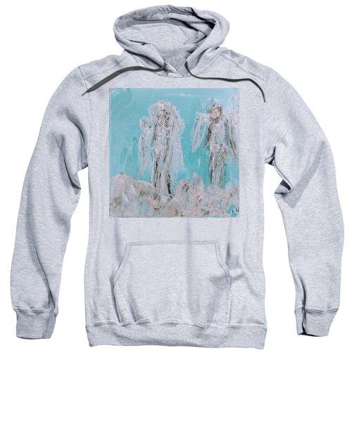 Mr And Mrs Angels Sweatshirt