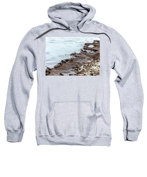 Muddy Sea Shore Sweatshirt