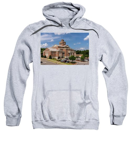 Municipal Building - North Augusta Sc Sweatshirt