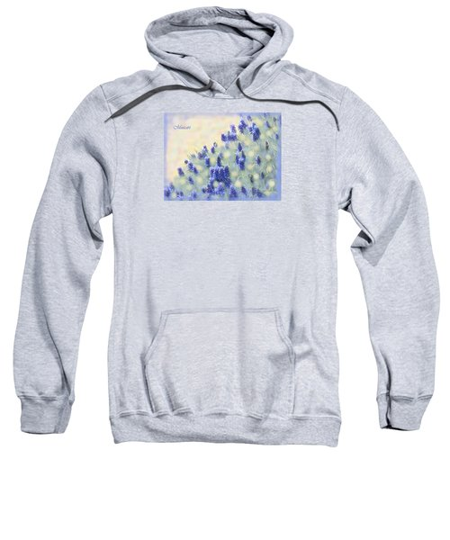 Muscari Morning Sweatshirt