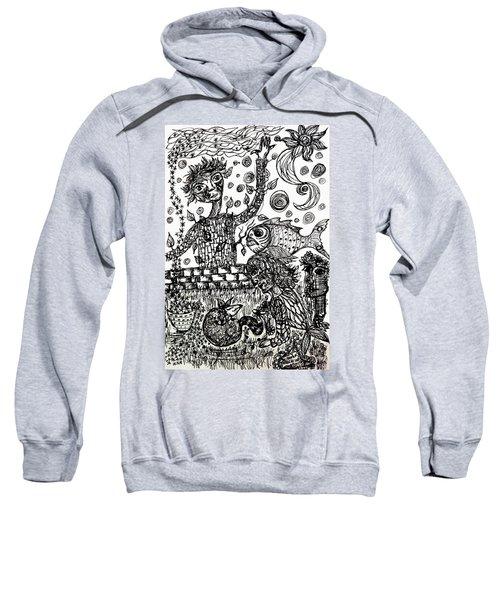 Mute Conversation Sweatshirt