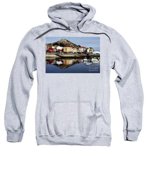 Muxia Camino Reflections Sweatshirt