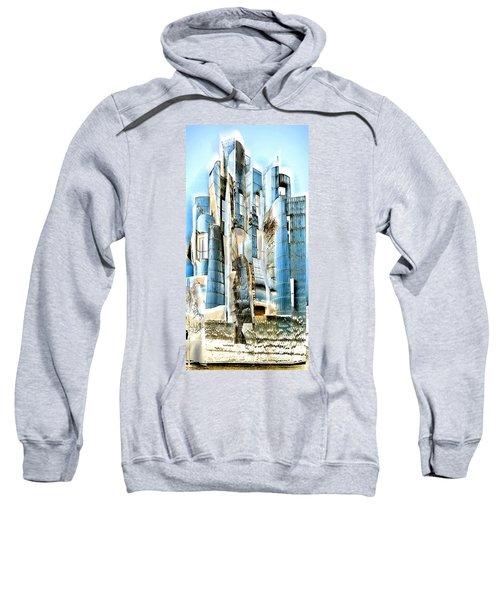 My Fortress Of Dancing Steel Sweatshirt