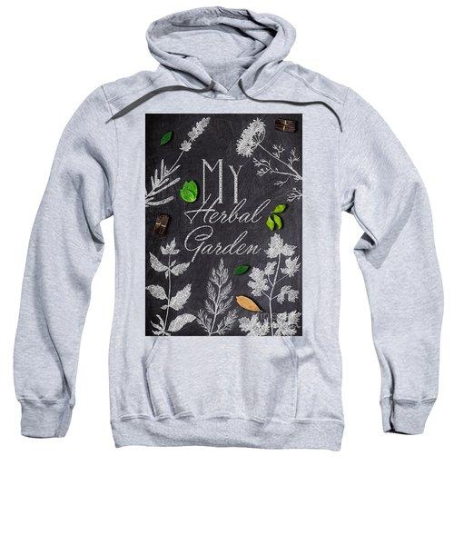 My Herbal Garden Sweatshirt