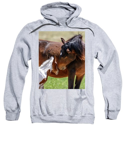 My Little One Sweatshirt