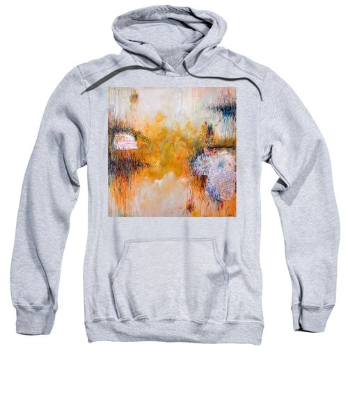 My Mouth Hasn't Shut Up About You Since You Kissed It Sweatshirt