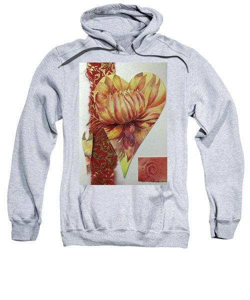 My Valentine Two Sweatshirt