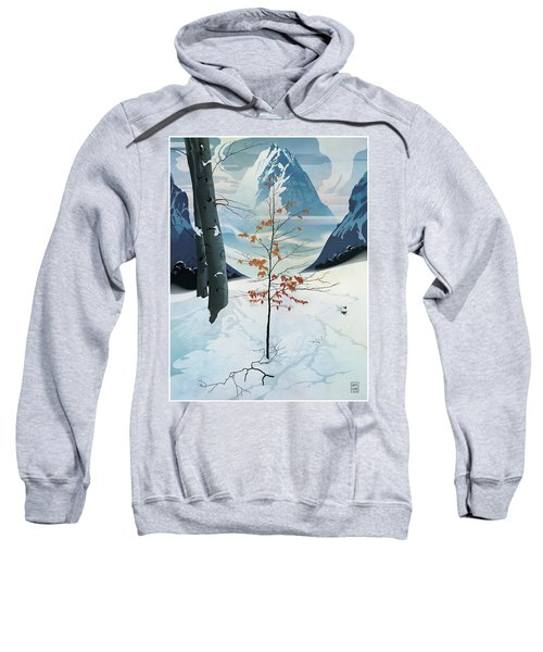 Mystic Mountain Christmas Sweatshirt