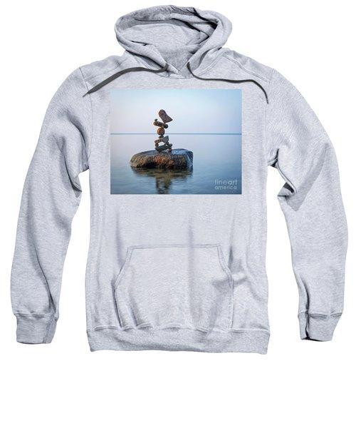 Zen Stack #9 Sweatshirt