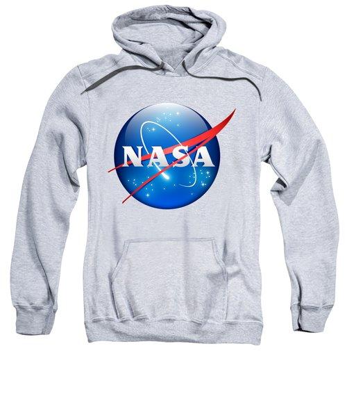 Nasa Logo T-shirt Sweatshirt