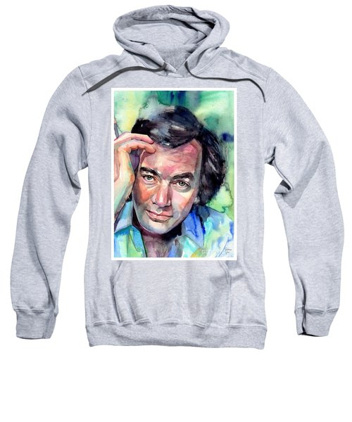 Neil Diamond Portrait I Sweatshirt