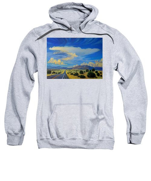 New Mexico Cloud Patterns Sweatshirt