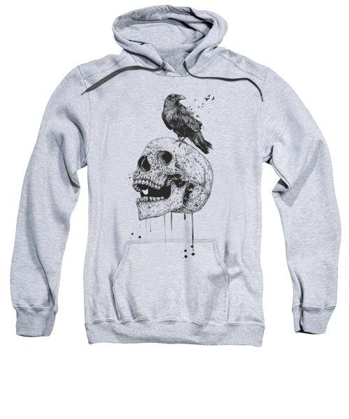 New Skull Sweatshirt