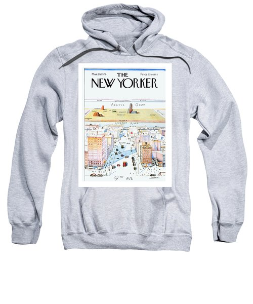 New Yorker March 29, 1976 Sweatshirt