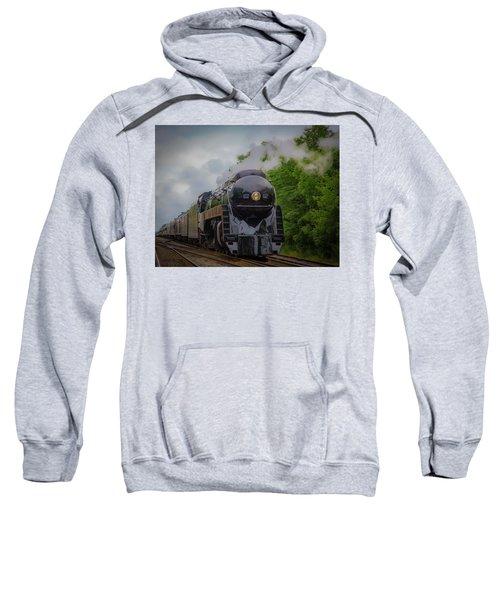 Norfolk And Western 611 Sweatshirt