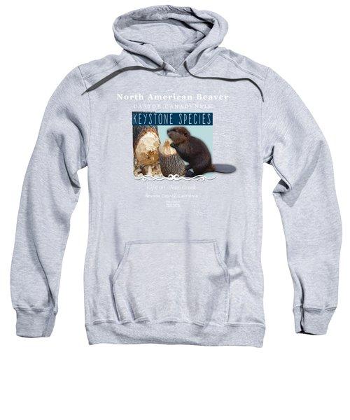 North American Beaver Sweatshirt
