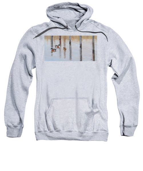 Northern Shovellers Sweatshirt