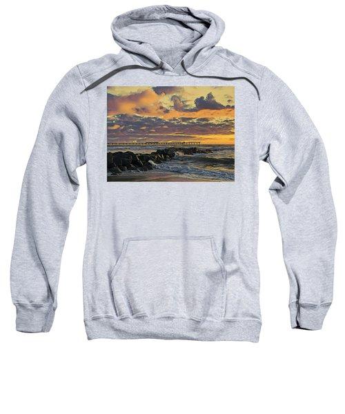 Ob Sunset No. 3 Sweatshirt