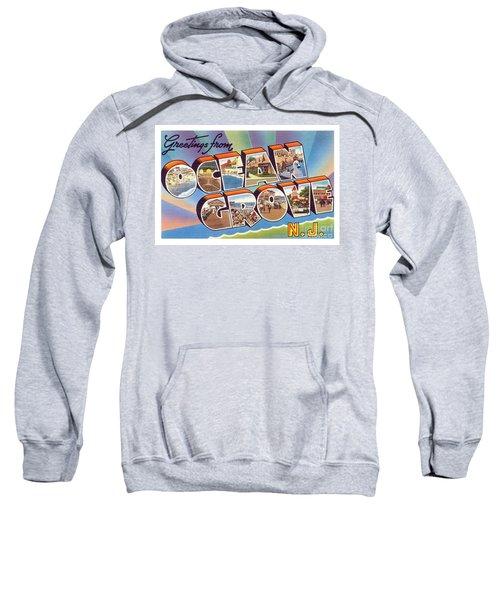 Ocean Grove Greetings Sweatshirt