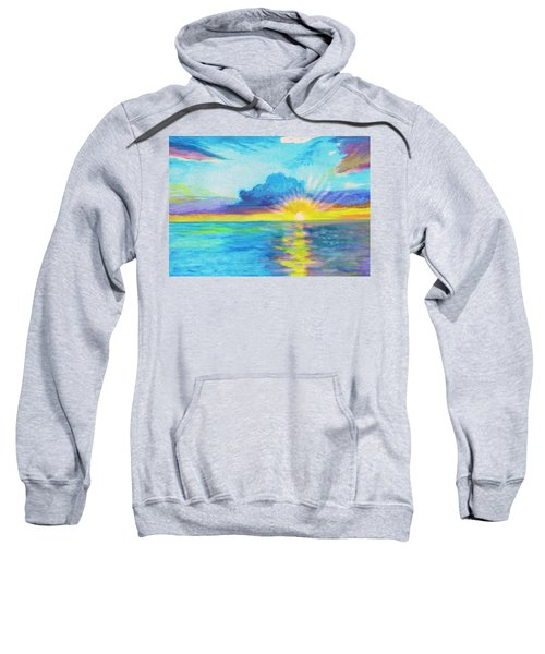 Ocean In The Morning Sweatshirt