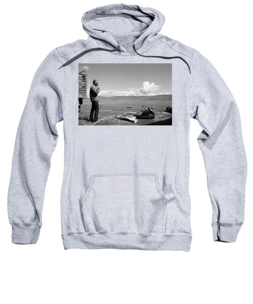 Office Of The Poet Sweatshirt