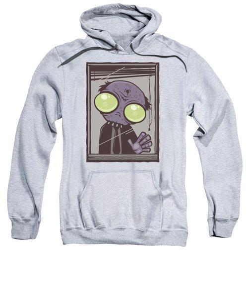 Office Zombie Sweatshirt