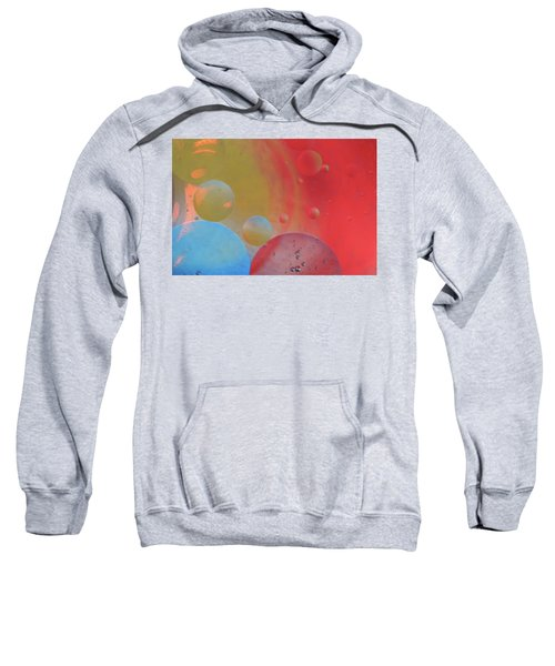 Oil And Color Sweatshirt