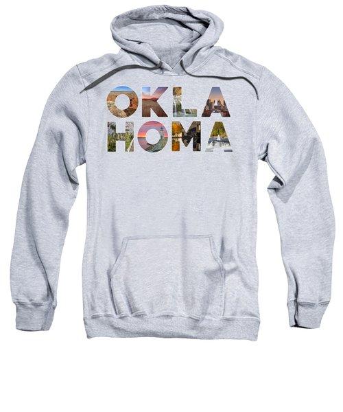 Oklahoma Typography II Sweatshirt
