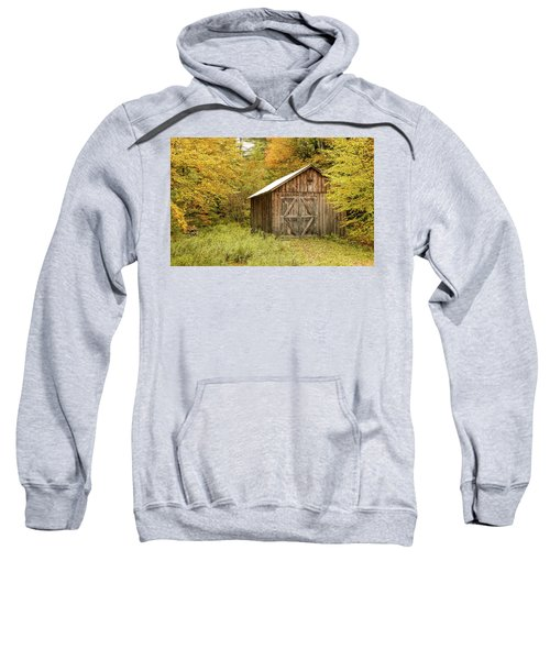 Old Barn New England Sweatshirt