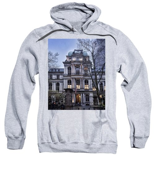Old City Hall, Boston Sweatshirt