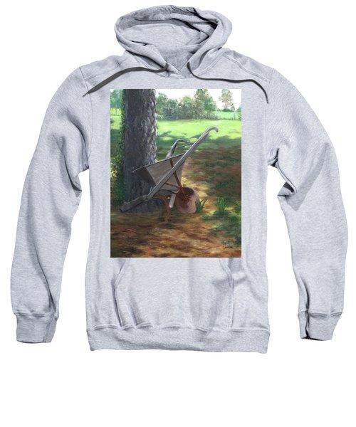 Old Farm Seeder, Louisiana Sweatshirt